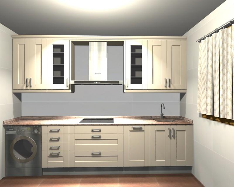 Cocinas Montadas | Bricovalle Catalogo Cocinas Bricovalle Cocinas Basic Confort