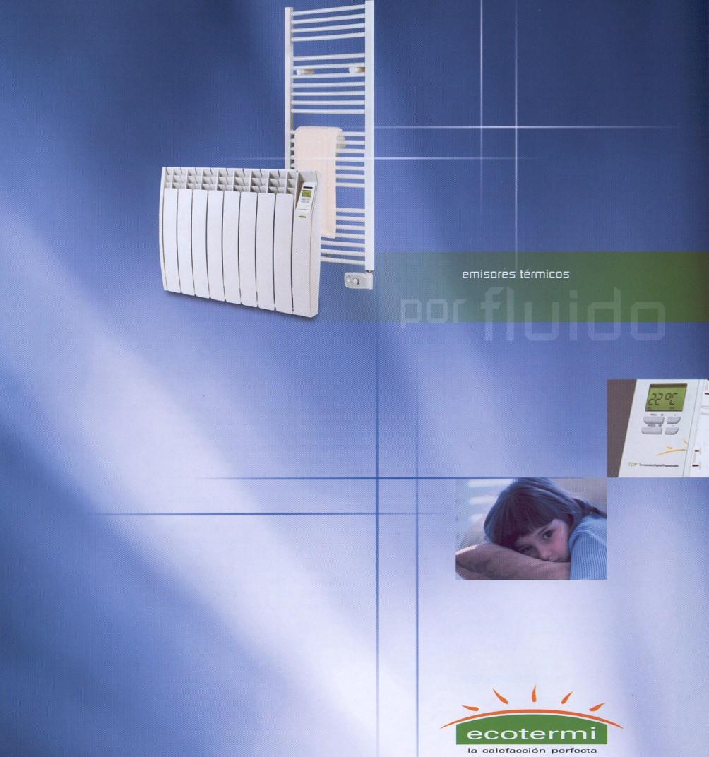 Bricovalle catalogo ecotermi kayami emisores termicos - Consumo emisores termicos ...