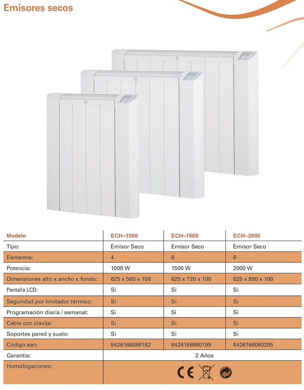 Bricovalle catalogo ecotermi kayami emisores termicos - Emisores termicos electricos ...