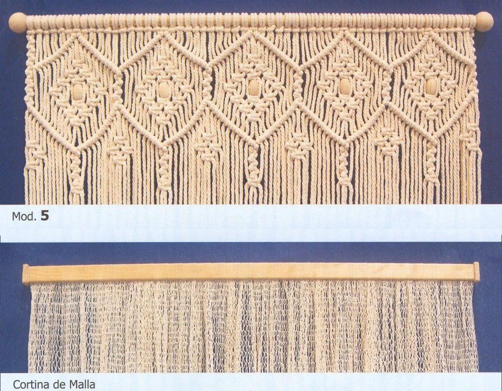 Bricovalle catalogo hamacamundi cortinas de macrame - Maison du monde draps ...