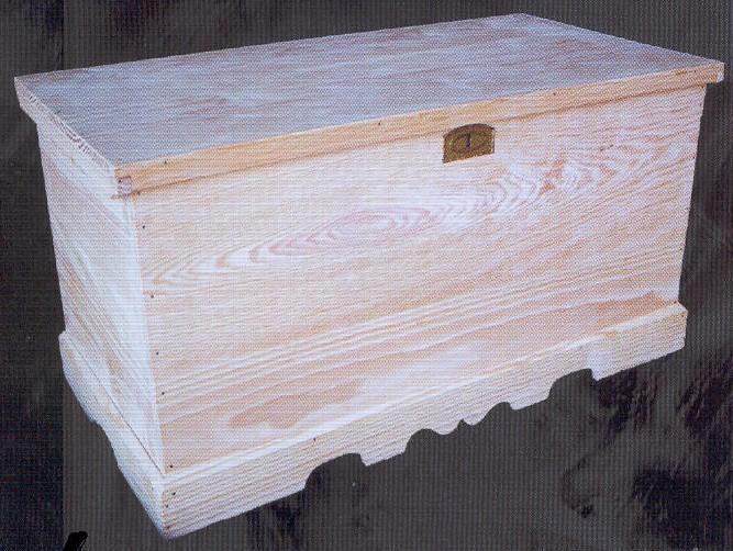 1095 1 baul rectangular 100 1095 1 baules muebles de - Muebles montemayor ...