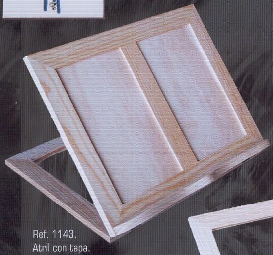 1143 atril con tapa 1143 manualidades muebles de pino macizo muebles de montemayor 1143 - Muebles atril ...