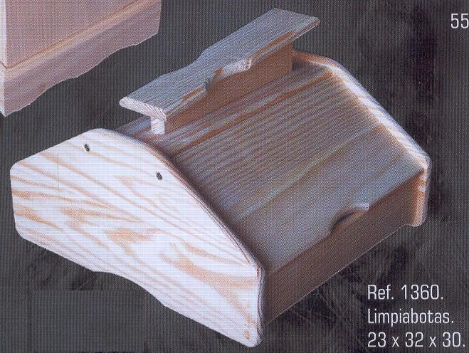 1360 limpiabotas 1360 manualidades muebles de pino - Muebles montemayor ...
