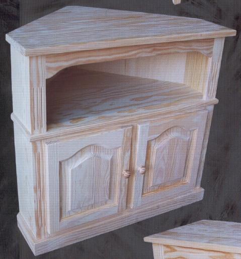 1436  Mesas TV  Muebles de pino macizo  Muebles  de Montemayor