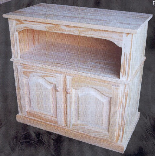Mesas tv muebles de pino macizo muebles 2129 mueble - Muebles montemayor ...