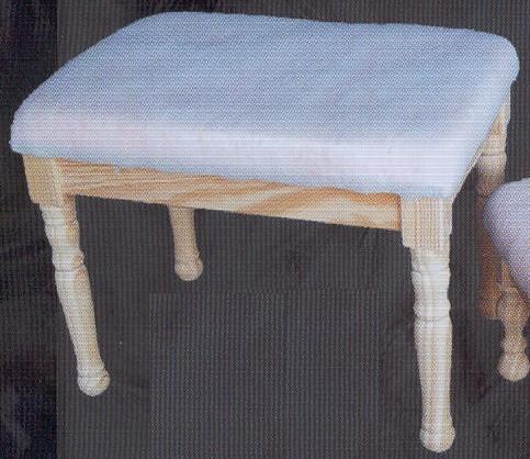 1577 escabel para tapizar grande 1577 auxiliares - Muebles auxiliares montemayor ...