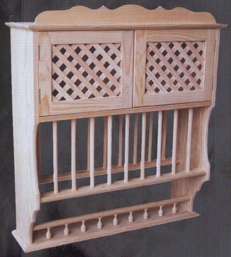 1836 platero antiguo puerta celosia 1836 complementos for Armario platero cocina