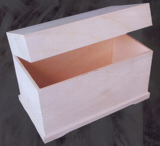 2150 baul de chopo mediano 2150 baules muebles de - Muebles montemayor ...
