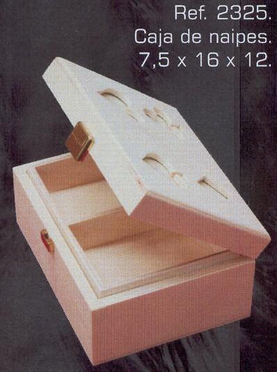 2325 caja de naipes 2325 manualidades muebles de - Muebles montemayor ...
