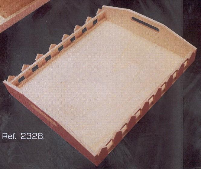 2328 bandeja de chopo baranda 2328 manualidades for Muebles de oficina quilmes andres baranda