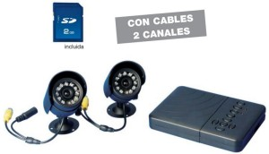 Video vigilancia kit Simply 1