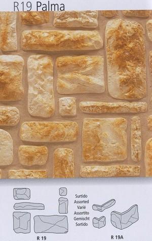 R19 palma imitacion piedra revestimur r19 paneles - Imitacion a piedra para paredes precios ...
