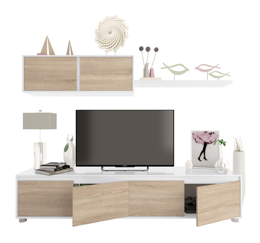 Mueble Salon TV Alida