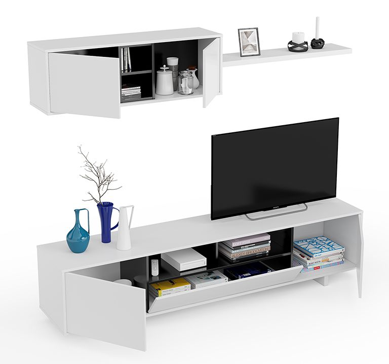 Mueble Salon TV Belus