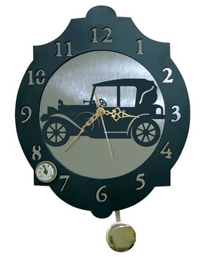 11319 Reloj de Pared modelo Automovil