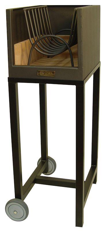 71486 barbacoa lenero con ladrillo refractario imex - Barbacoas de ladrillo refractario ...