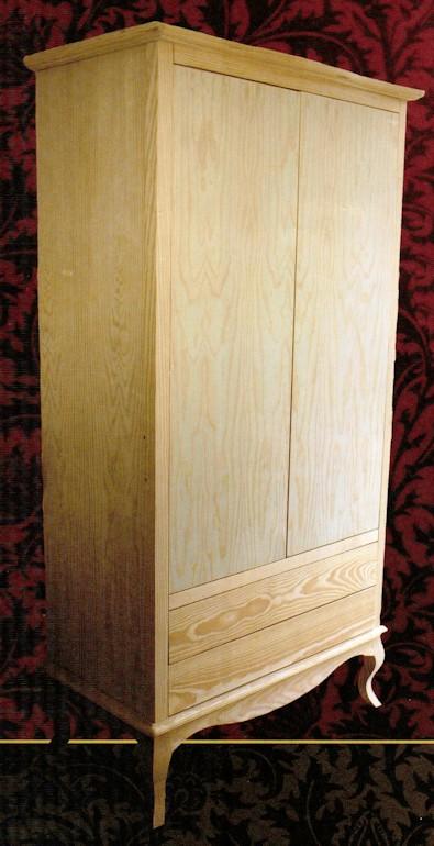 2197 armario vedra 2197 armarios muebles de pino - Muebles montemayor ...