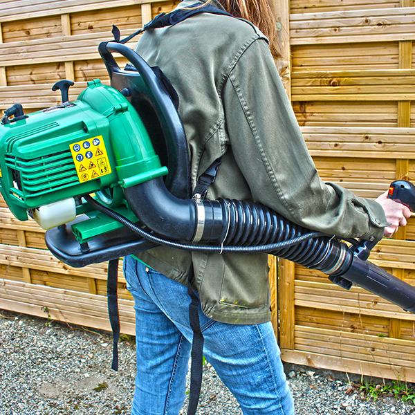 Sd30 soplador termico 30 cc tck sd30 sopladoras for Aspiradoras para jardin